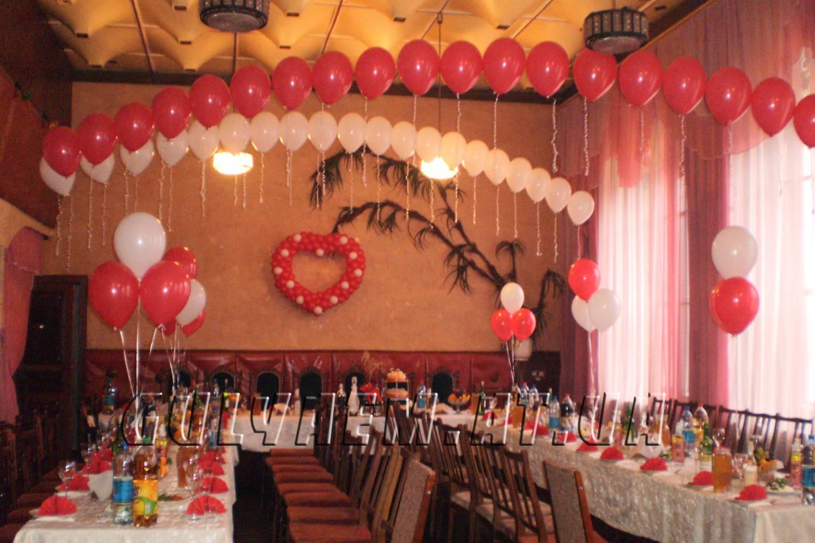 Свадебное украшение ресторанов фото